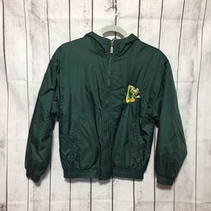 Oregon Ducks Hooded Jacket Donald Duck Youth L